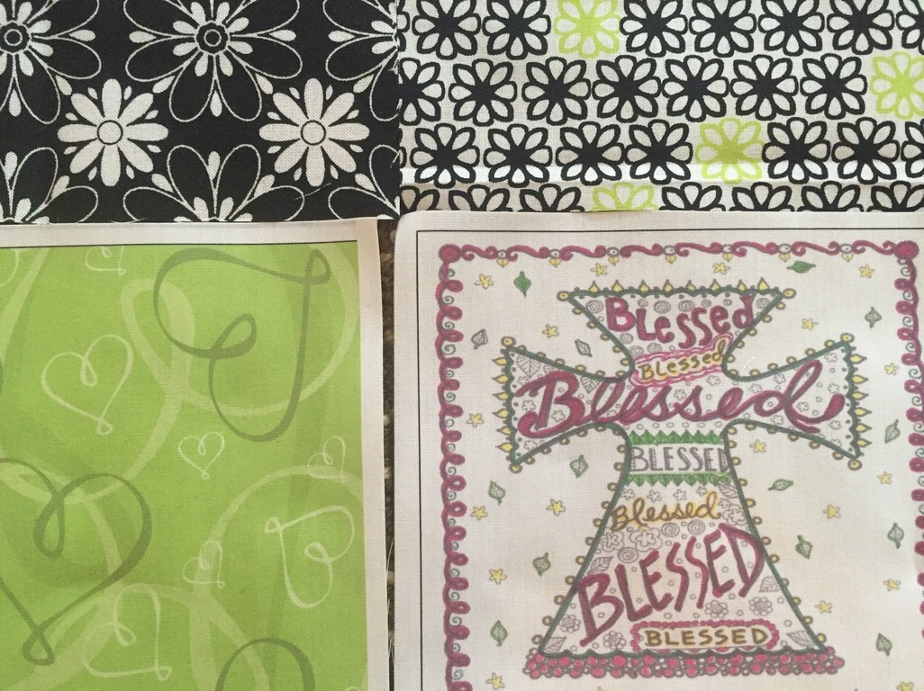 Blessed Quilt Square 2