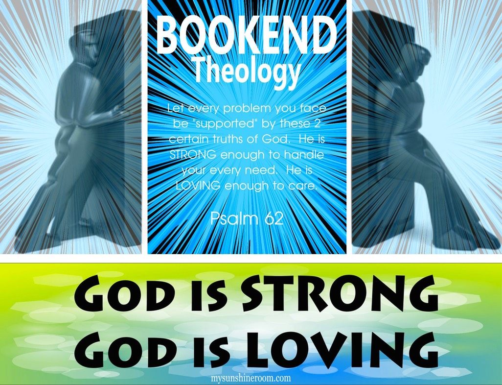 BOOKEND Theology Picture Prayer