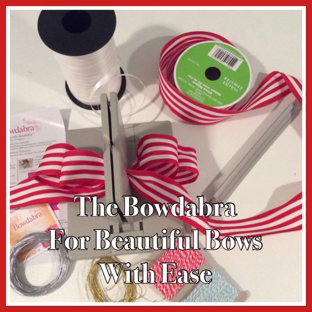 The Bowdabra For Beautiful Bows With Ease